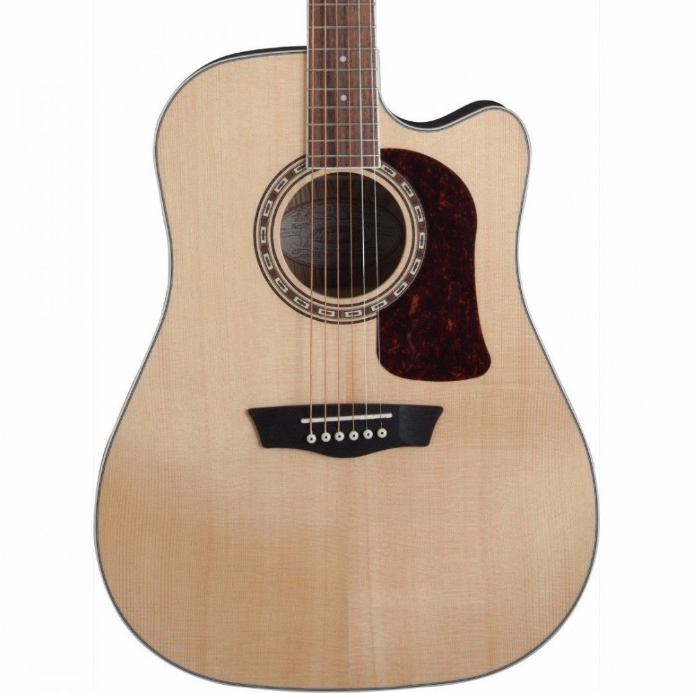 washburn hd30sce heritage series cutaway acoustic electric guitar sight sound music. Black Bedroom Furniture Sets. Home Design Ideas