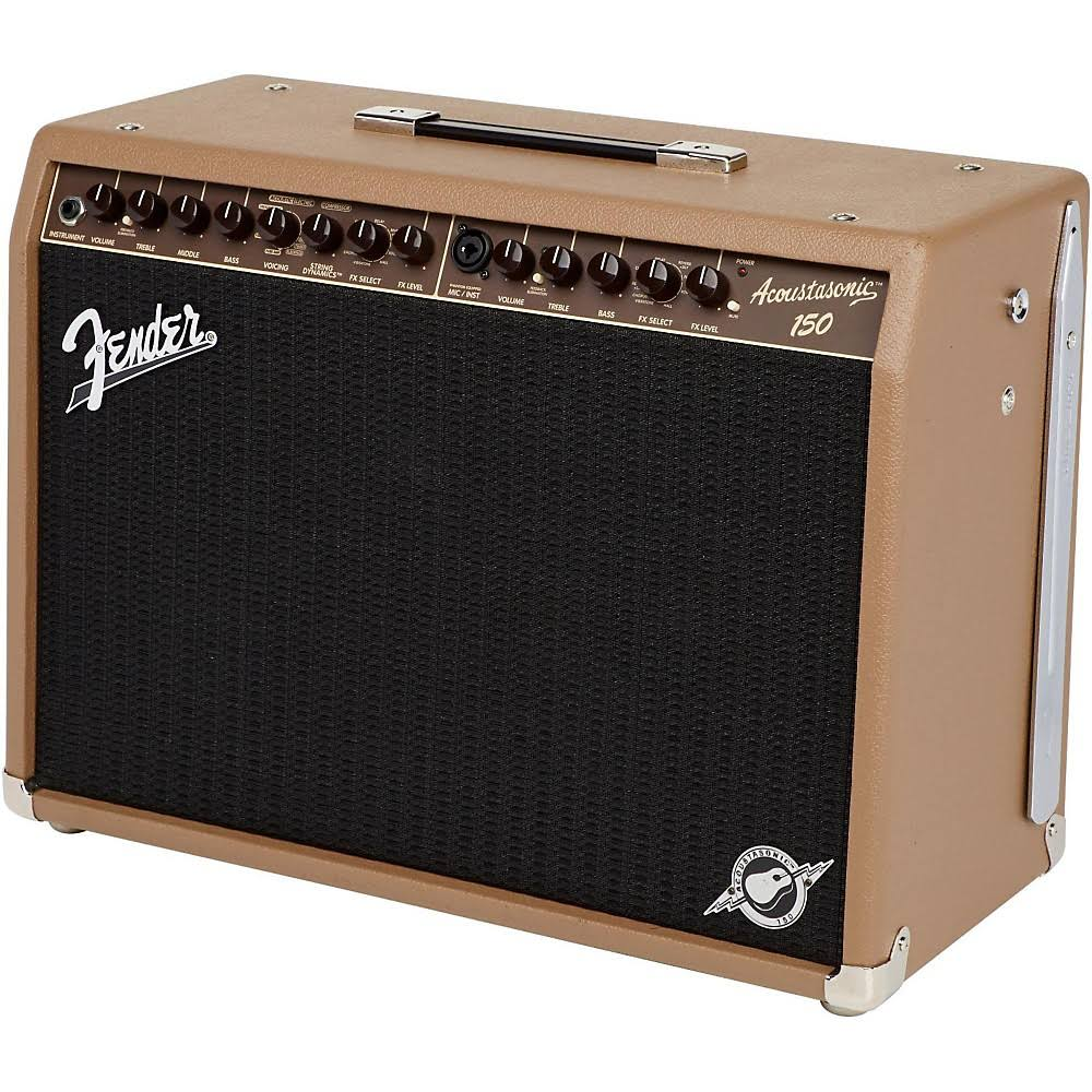 fender acoustasonic 150 acoustic guitar amplifier sight sound music. Black Bedroom Furniture Sets. Home Design Ideas