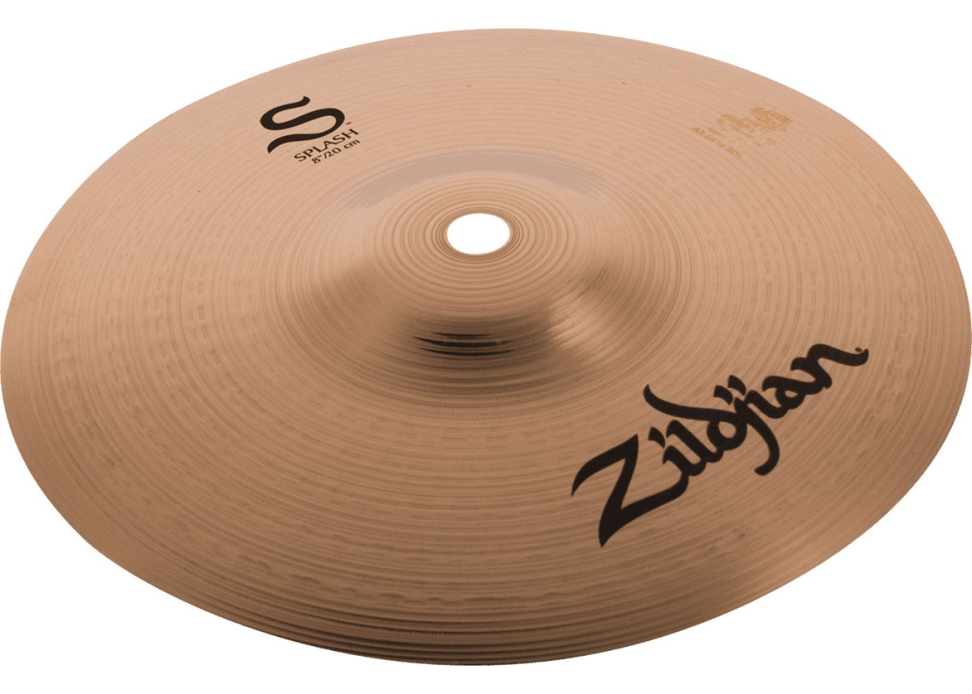 shop for zildjian s8s 8 inch s series splash cymbal at world music supply for best price online. Black Bedroom Furniture Sets. Home Design Ideas