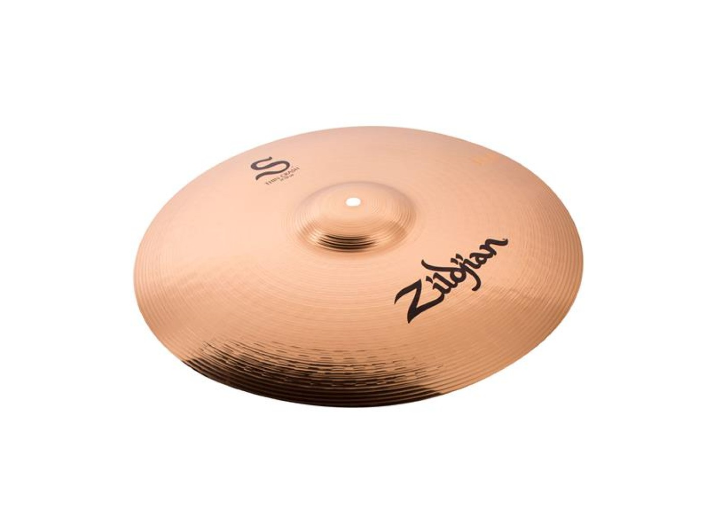 shop for zildjian s14tc 14 inch s series thin crash cymbal at world music supply for best price. Black Bedroom Furniture Sets. Home Design Ideas