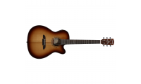 Alvarez AF60CESHB Acoustic Electric Guitar Shadow ..