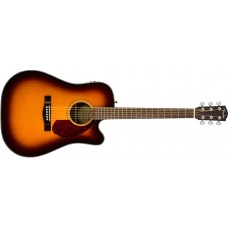 Fender CD140SCE Acoustic Electric Guitar Sunburst Finish