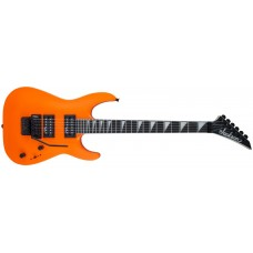 Jackson JS32 Series Dinky Arch Top Rosewood Fingerboard Neon Orange