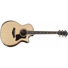 Taylor 814CEDLX Grand Auditorium Deluxe Acoustic Electric Guitar
