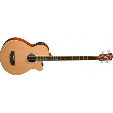 Washburn  AB5K  Acoustic  Bass  with  Solid  Spruce  Top