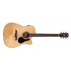 Alvarez AD70CE Acoustic Electric Guitar Natural Finish