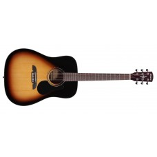 Alvarez RD26SB Acoustic Guitar Sunburst Finish with Deluxe Gigbag