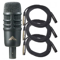 Audio Technica AE2500 Cardioid condenser and dynamic dual-element instrumen