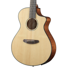 Breedlove Pursuit Concert 12 String Cutaway Acoustic Electric Guitar Sitka-