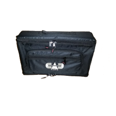 CAD Audio Padded Rack Bag for 2 Wireless Systems and Accessories