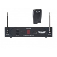 CAD StagePass WX1210 VHF Wireless Body Pack System with the CAD 302 Head Se