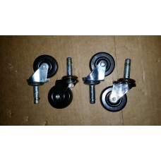 Used  -   3  inch  replacement  Casters