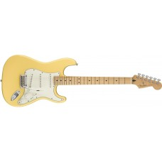 Fender Player Series Stratocaster Electric Guitar Maple Neck Buttercream