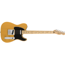 Fender Standard Telecaster Maple Neck Butterscotch Blonde