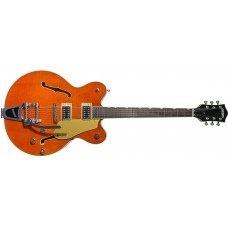 Gretsch G5622T Electromatic Center Block Double Cut Bigsby Orange Stain