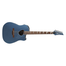 Ibanez ALT30IBM Altstar Series Acoustic Electric Guitar Indigo Blue Metalli