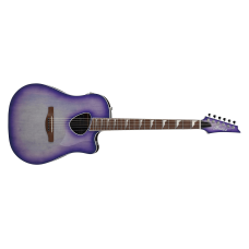 Ibanez ALT30PIB Altstar Series Acoustic Electric Guitar Purple Iris Burst