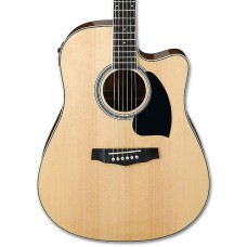 Ibanez PF15ECENT Performance Dreadnought Acoustic Electric Guitar Natural