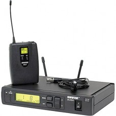 Rental- Shure ULX Professional UHF Wireless Body Pack System