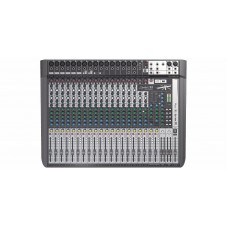 Soundcraft Signature 22 MTK Mixing Console Built In Lexicon Effects
