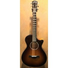 Taylor 412CE LTD 12 fret Acoustic Electric Cutaway Guitar with Hardshell Ca