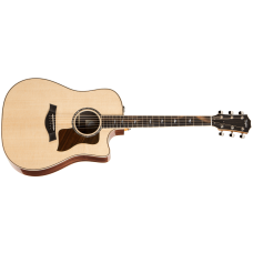 Used - Taylor 810CE Dreadnought Acoustic Electric Cutaway Guitar with Hards