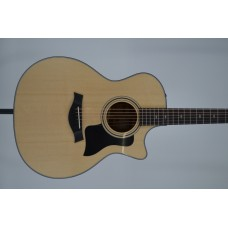 Taylor 314CE Grand Auditorium Acoustic Electric Guitar V-Class Bracing Seri