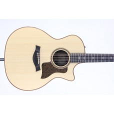 2017 - Taylor 714CE Grand Auditorium Electric Acoustic Guitar SN# 110808703