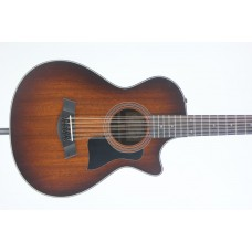 Taylor 362CE 2017 Grand Concert 12 Fret 12 String Acoustic Electric Cutaway