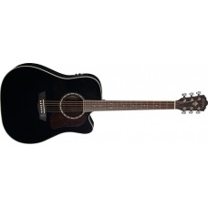 Open Box - Washburn HD10SCEB-O Heritage Series Dreadnought Cutaway Acoustic