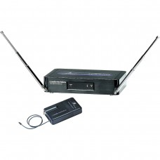 Audio-technica Atw-r250 Receiver With Atw-t201 Transmitter Body Pack