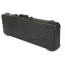 Fender Deluxe Molded ABS Guitar Case for Stratocaster or Telecaster