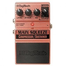 Rental- Digitech X-Series XMS Main Squeeze Compressor Sustainer Pedal