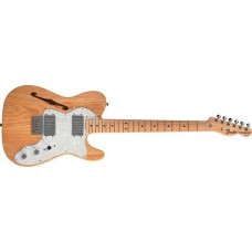 Fender Classic Series 72 Telecaster Thinline Maple Neck Natural