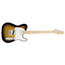 Rental- Fender Standard Telecaster Maple Neck Brown Sunburst