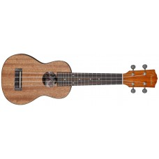Fender U Uku Soprano Ukulele With Mahogany Top Back and Sides