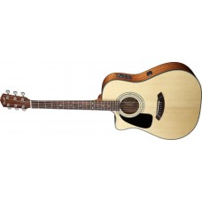 Fender CD100-CE Left Handed Cutaway Acoustic Electric Guitar
