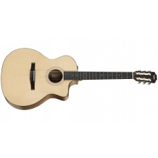 Taylor 114CE-N Grand Auditorium Cutaway Acoustic Electric Nylon String Guit