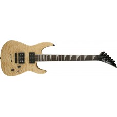Jackson Soloist  SLXTQ Electric Guitar Natural Quilt