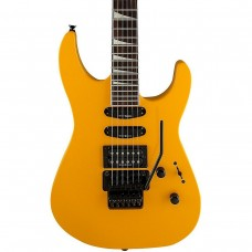 Open Box - Jackson Soloist  SL3X Electric Guitar Taxi Cab Yellow