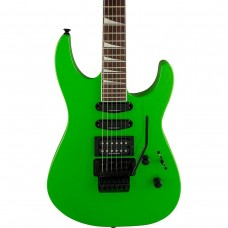 Open Box - Jackson Soloist  SL3X Electric Guitar Slime Green