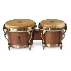 Toca 3900D Traditional Dark Walnut Finish Bongos
