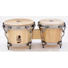 Toca  3900T  Traditional  Natural  Finish  Bongos