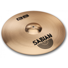 Rental- Sabian B8 Pro 18 Inch medium Crash Cymbal