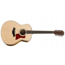 Taylor 458e Grand Orchestra 12 String Acoustic Electric Guitar with Hardshe
