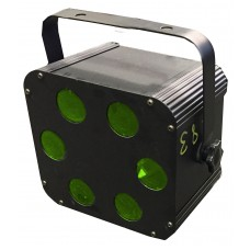 Rental - American Lighting LED DJ 3x1 Effect Light