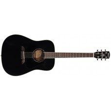 Alvarez AD60BK Acoustic Guitar Black Finish