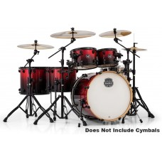 Mapex AR628SFUNV 6 Piece Armory Studioease Fast Shell Pack Magma Burst