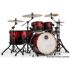 Mapex  AR628SNV  6  Piece  Armory  Studioease  Shell  Pack  Magma  Burst