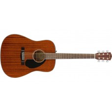 Fender  CD60S  Acoustic  Guitar  All  Mahogany